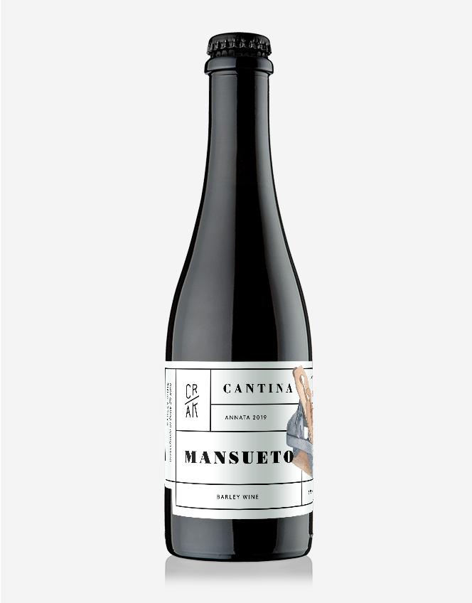 Bottiglia Birra Mansueto 2019