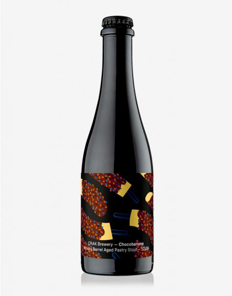 Bottiglia Birra Chocobanano